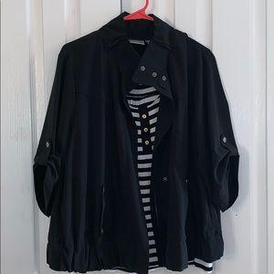 Chico's 3/4 sleeve Jacket
